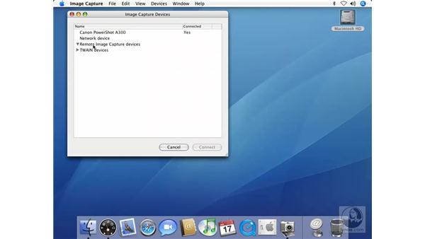 Creative Uses for Image Capture: Mac OS X 10.4 Tiger Beyond the Basics