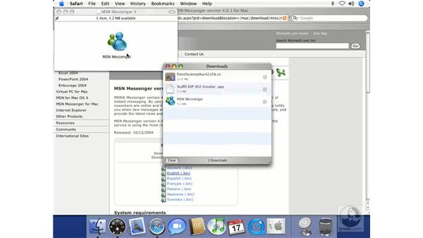 MSN Messenger: Mac OS X 10.4 Tiger Beyond the Basics