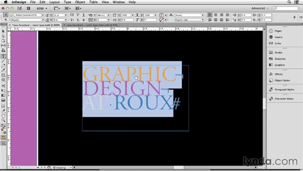 135 Fitting text to a specific size: InDesign Secrets