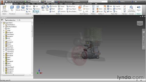 Basic menu customization: Inventor 2014 Essential Training