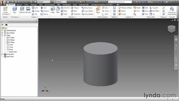 : Inventor 2014 Essential Training