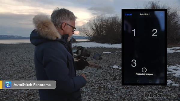 Introduction to shooting with the iPhone 5s: Shooting with the iPhone 5s
