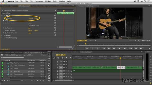 Preserving intrinsics and effects when flattening a multicam sequence: Premiere Pro: Creative Cloud Updates