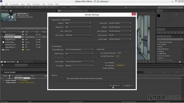 Rendering the composited animation: Rendering Interiors in Maya