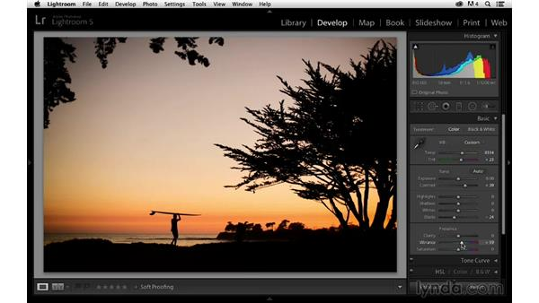 Welcome: Enhancing a Sunset Photograph with Lightroom and Photoshop