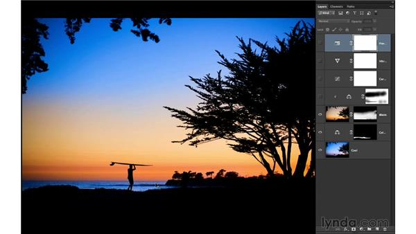 Final project review: Enhancing a Sunset Photograph with Lightroom and Photoshop