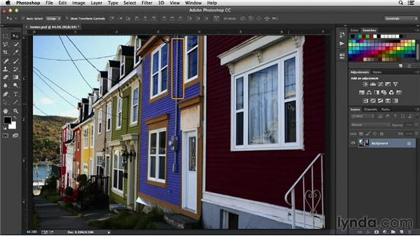 Content-Aware Fill: Working with Perspective in Photoshop