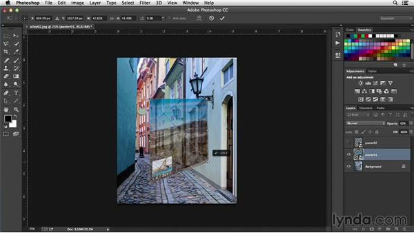 Distort: Working with Perspective in Photoshop