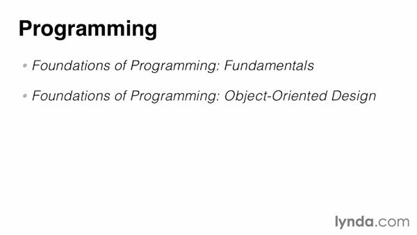 Related courses: Programming for Non-Programmers: iOS 7