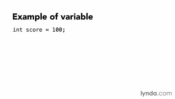 Understanding variables: Programming for Non-Programmers: iOS 7