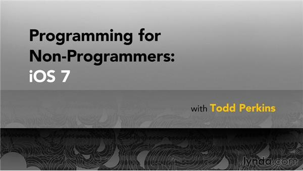 Next steps: Programming for Non-Programmers: iOS 7