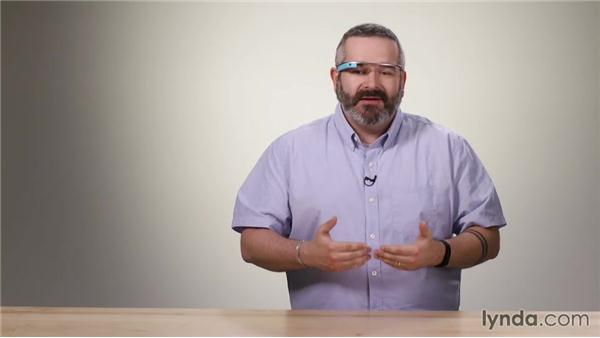 Interacting with someone wearing Glass: Introducing Google Glass