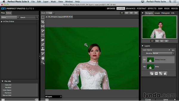 Blending: Up and Running with Perfect Photo Suite 8