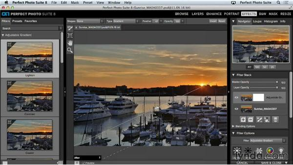 Gradients: Up and Running with Perfect Photo Suite 8