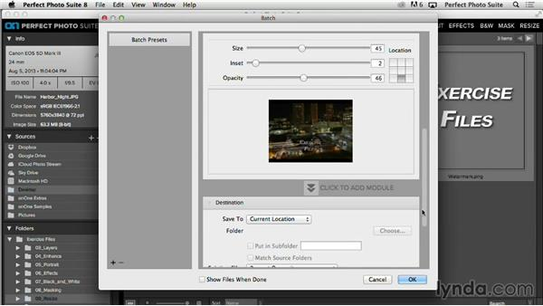 Using Perfect Batch: Up and Running with Perfect Photo Suite 8
