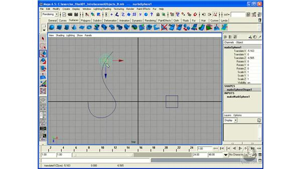 Grids and Snapping: Maya 6.5 Essential Training