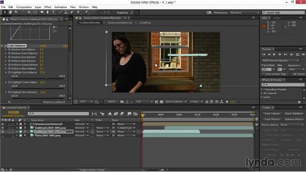 Creating depth of field: VFX Techniques: Digital Set Extension