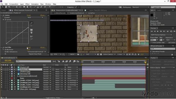 Creating drop shadows: VFX Techniques: Digital Set Extension