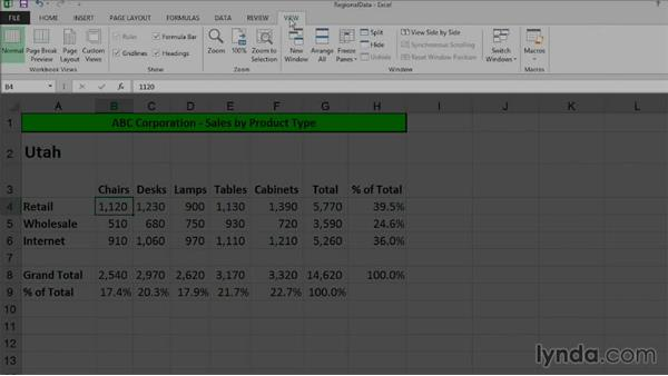 Welcome: Excel 2013: Managing Multiple Worksheets and Workbooks