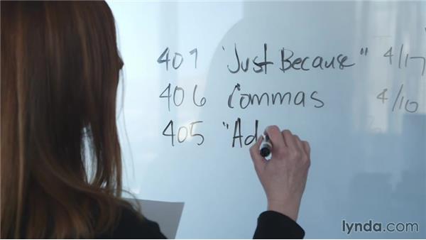 Creative Spark: Grammar Girl, Changing Writing One Word at a Time - Film: Creative Spark: Grammar Girl, Changing Writing One Word at a Time