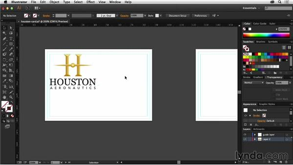 Adding graphics to your business card: Graphic Design for Business Professionals