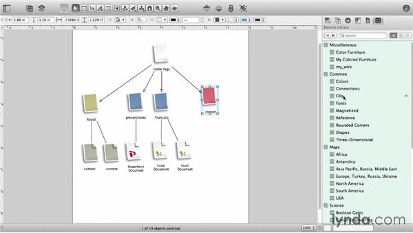 What does OmniGraffle do?: OmniGraffle 6 Essential Training