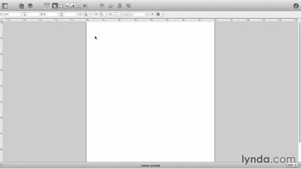 Create your first diagram: OmniGraffle 6 Essential Training