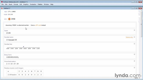 Sending a result to Wolfram Alpha: Up and Running with Mathematica 9