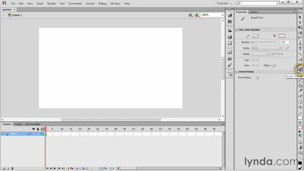 Customizing Flash for a hand-drawn workflow: Hand-Drawn Animation in Flash