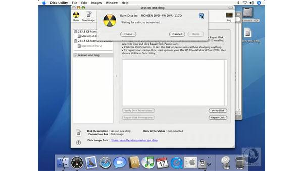 Multi-Session CDs and DVDs: Mac OS X 10.4 Tiger Beyond the Basics
