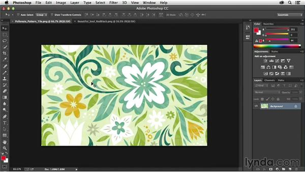 Exporting your pattern files: Drawing Vector Graphics: Patterns