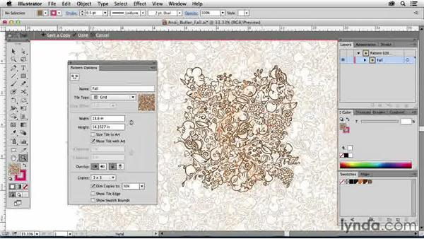 Andi Butler, United States: Drawing Vector Graphics: Patterns