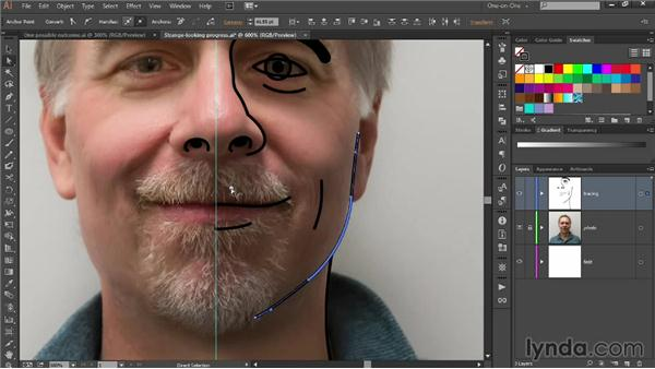 New ways to draw in Illustrator CC: Designing Your Own Online Avatar
