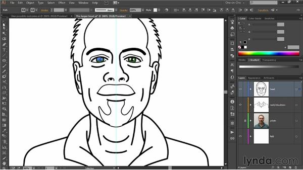 Establishing variety with stroke attributes: Designing Your Own Online Avatar