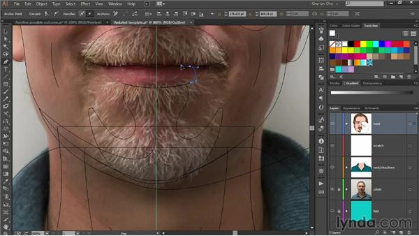 Shading a face to match a photograph: Designing Your Own Online Avatar