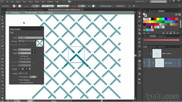 Creating a seamless fabric texture: Designing Your Own Online Avatar