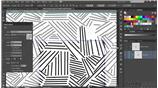 Image for Designing a custom crosshatch pattern