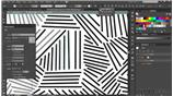 Image for Adjusting crosshatching to suit filled paths
