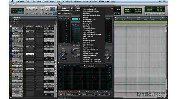 Starting from scratch in a new project: Songwriting in Pro Tools