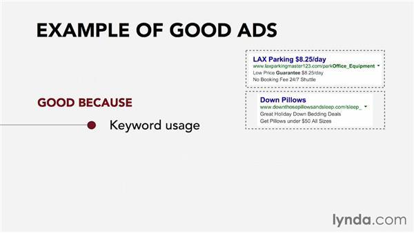Writing compelling ad copy: Pay-Per-Click Fundamentals