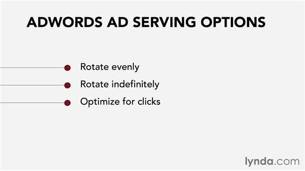 Testing your ad copy: Pay-Per-Click Fundamentals
