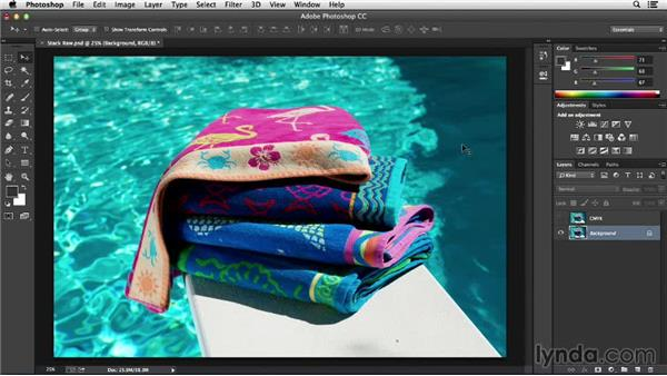 Using RGB vs. CMYK color spaces: Processing Product Photos with Photoshop
