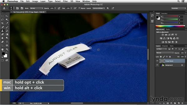 Utilizing the Clone Stamp tool to its fullest potential: Processing Product Photos with Photoshop
