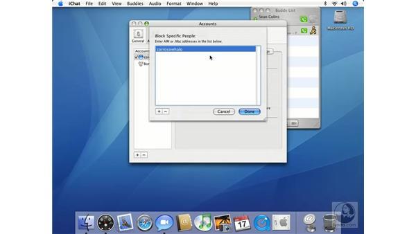 Unblocking: Mac OS X 10.4 Tiger Essential Training