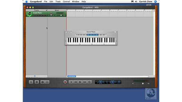 About MIDI: GarageBand 2 Essential Training