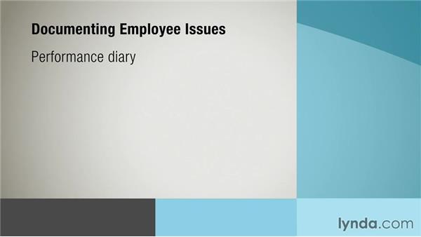 Preparing your documentation: Letting an Employee Go