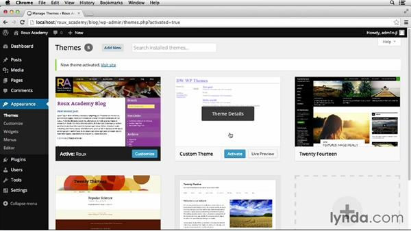 Welcome: Dreamweaver CS6 and WordPress 3.8: Core Concepts