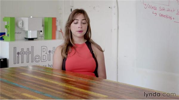 Continually engaging with customers: Creative Insights: Ayah Bdeir and littleBits