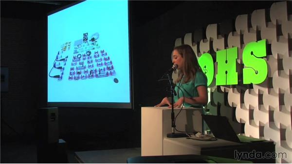 The open-source hardware model: Creative Insights: Ayah Bdeir and littleBits