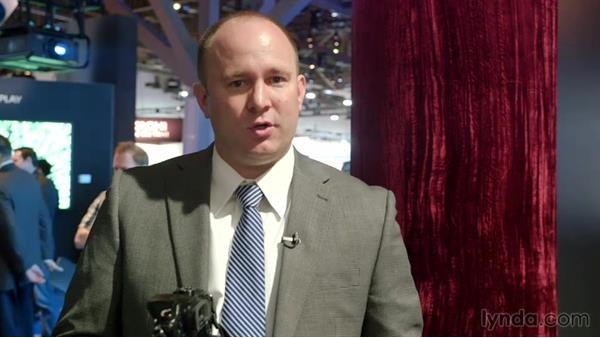 Panasonic GH4 Intro: NAB 2014: A First Look at Panasonic's GH4